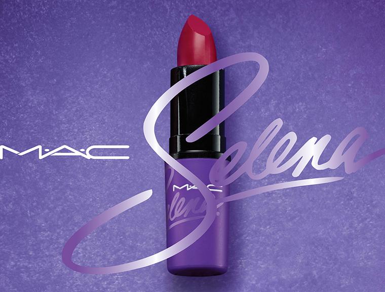 MAC x Selena