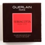 Guerlain Pause d'Ete Terracotta Bronzing Powder Duo 2016