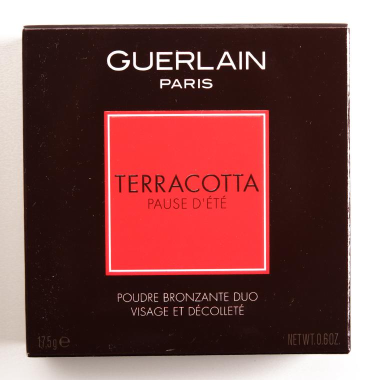 Guerlain Pause d'Ete Terracotta Bronzing Powder Duo
