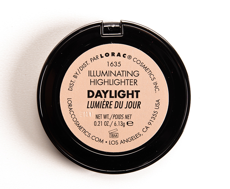 LORAC Daylight Light Source Illuminating Highlighter