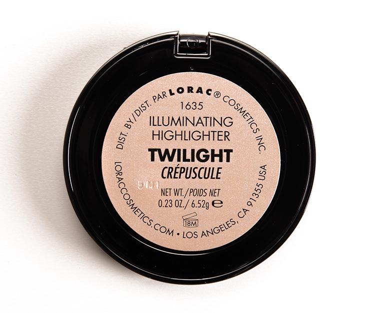 LORAC Twilight Light Source Illuminating Highlighter