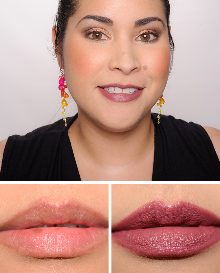 MAC Hot Chocolate Lipstick