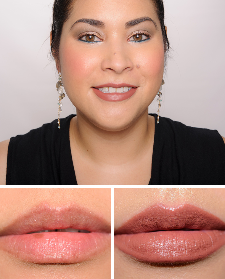 MAC x Brooke Candy Lipsticks Reviews, Photos, Swatches