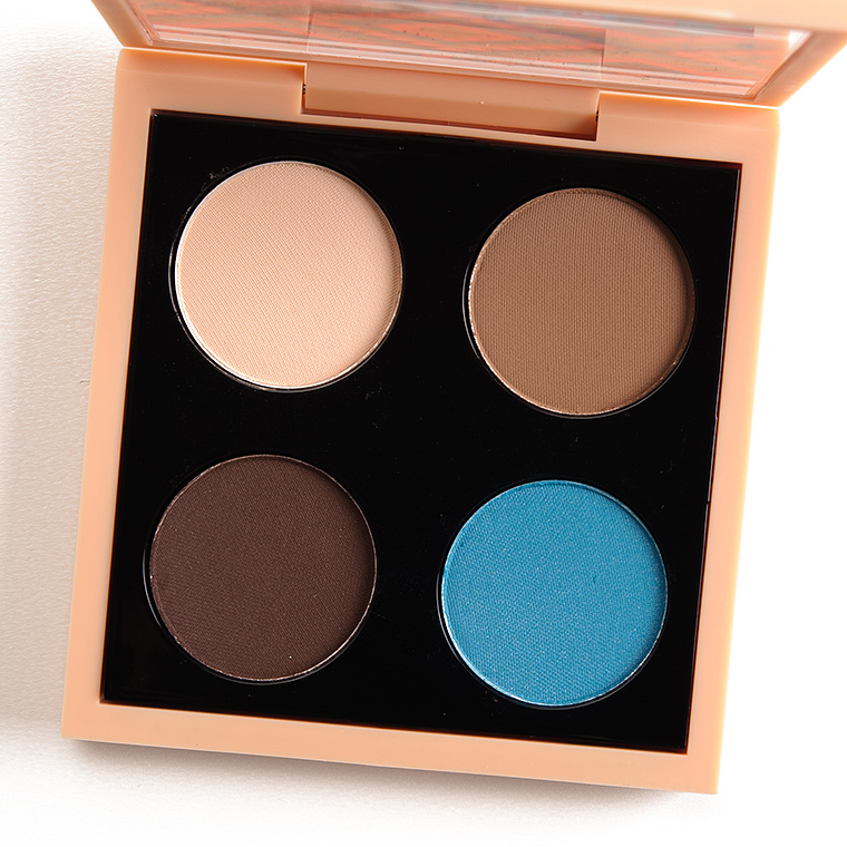 MAC Wild Horses Eyeshadow Quad