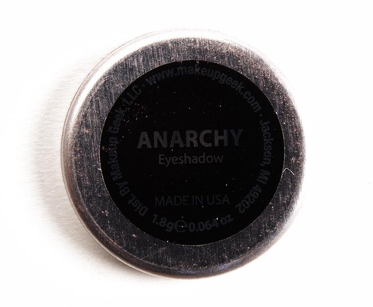 Makeup Geek Anarchy Eyeshadow