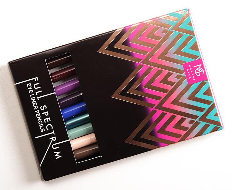 Makeup Geek Full Spectrum Eyeliner