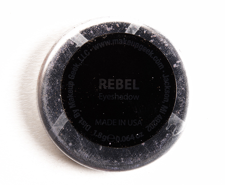 Makeup Geek Rebel Eyeshadow