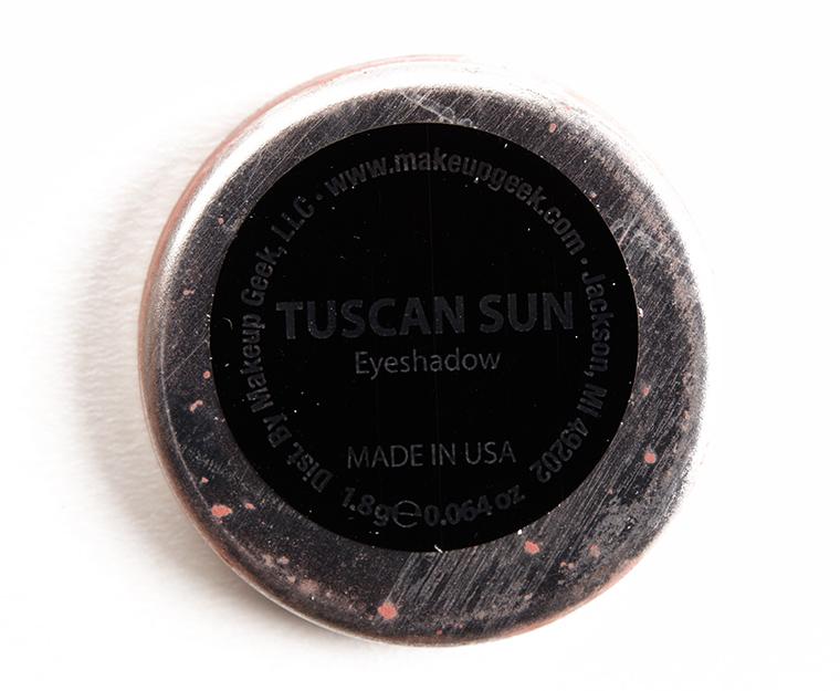 Makeup Geek Tuscan Sun Eyeshadow