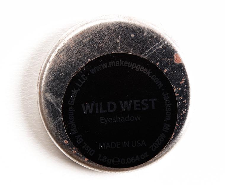 Makeup Geek Wild West Eyeshadow