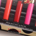 Sephora Minnie-ature Minnie Beauty Cream Lip Stain Set