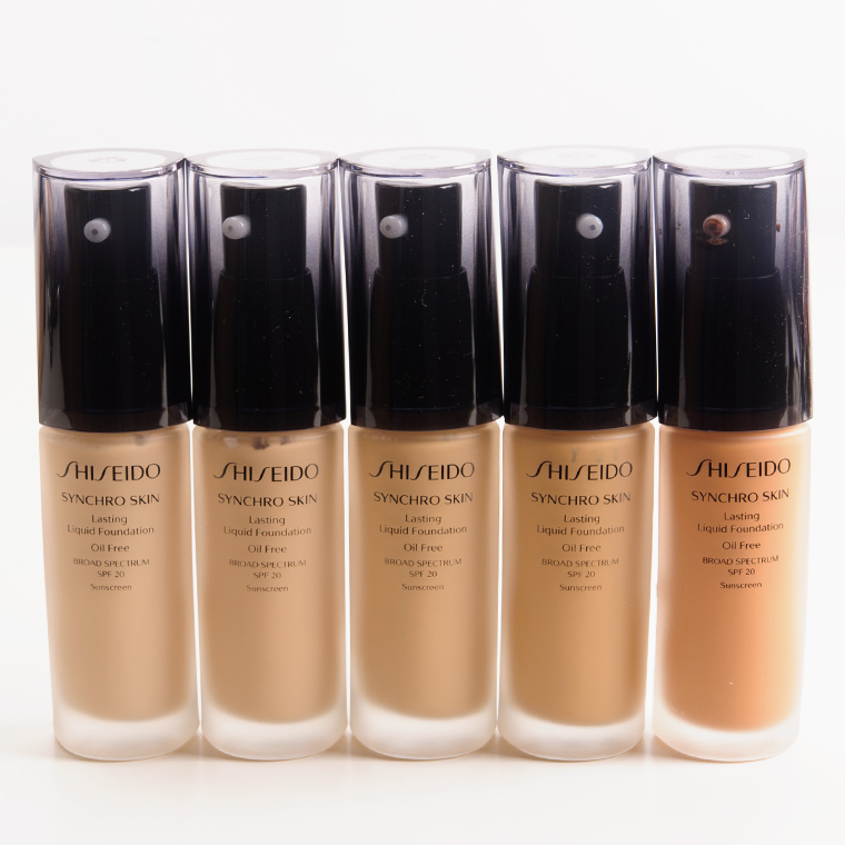 Sponsored shiseido synchro skin lasting liquid foundation launches shiseido synchro skin lasting liquid foundation solutioingenieria Choice Image