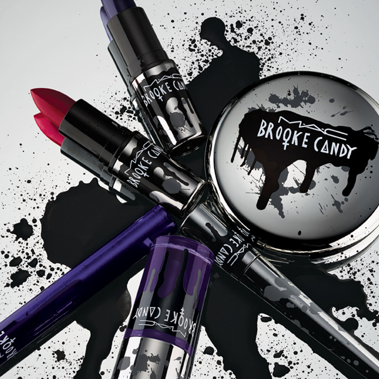 MAC x Brooke Candy Collection