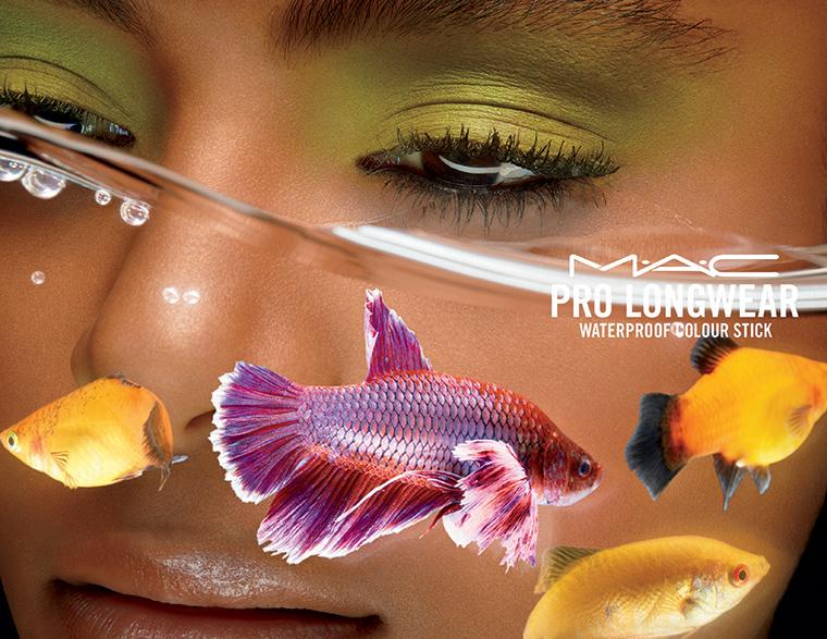 MAC Pro Longwear Waterproof Colour Stick Collection