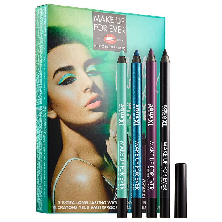 Make Up For Ever Aqua XL Eye Pencil Waterproof Eyeliners