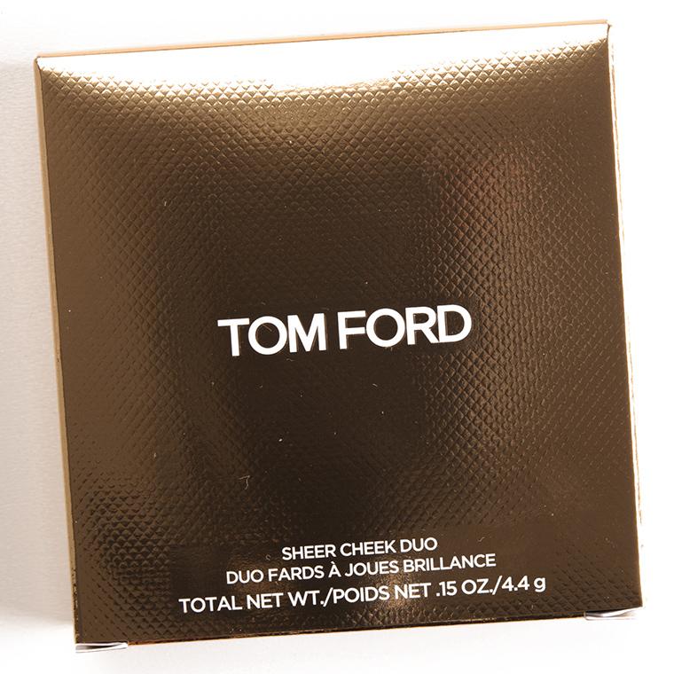Tom Ford Bicoastal Sheer Cheek Duo