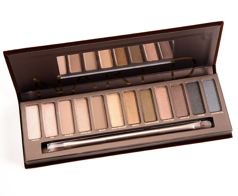 Urban decay naked palette review foto 501