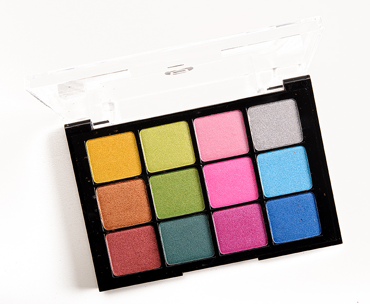 Viseart Boheme Dream Eyeshadow Palette