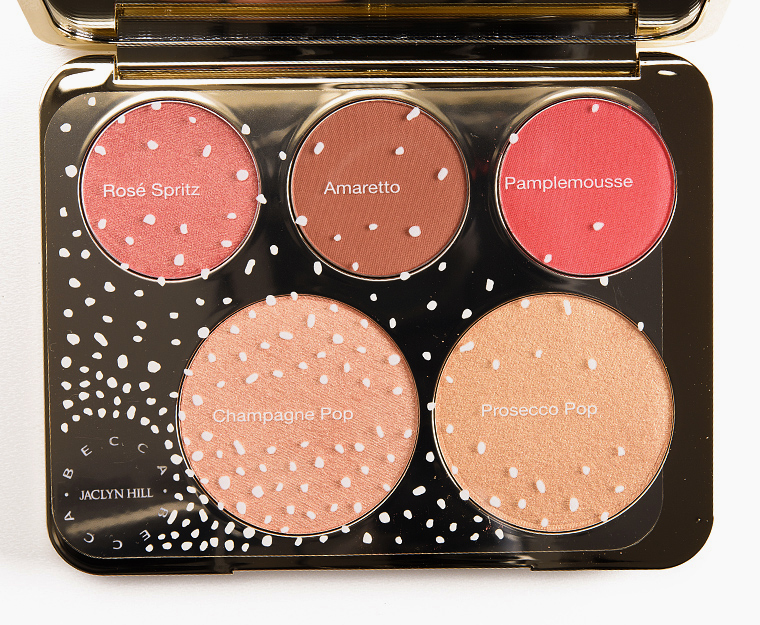 Becca Champagne Collection Face Palette
