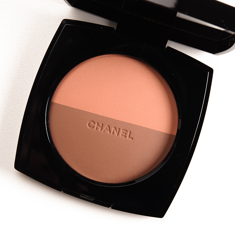 chanel duo n 01 les beiges healthy glow multi colour review photos swatches. Black Bedroom Furniture Sets. Home Design Ideas