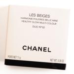 Chanel Duo N. 02 Les Beiges Healthy Glow Multi-Colour