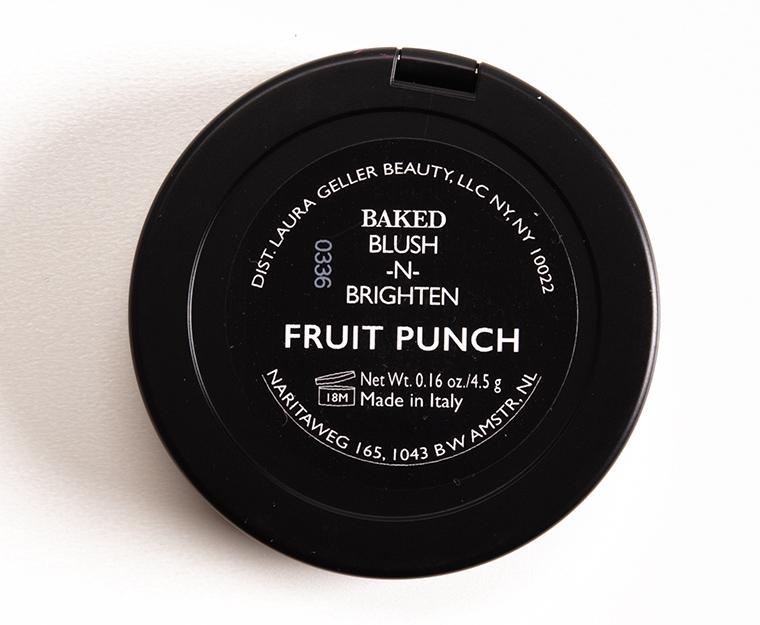 Laura Geller Fruit Punch Baked Blush-n-Brighten