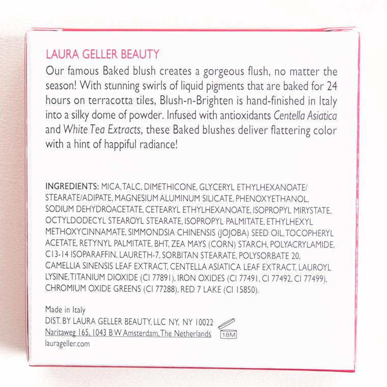 Laura Geller Golden Apricot Baked Blush-n-Brighten