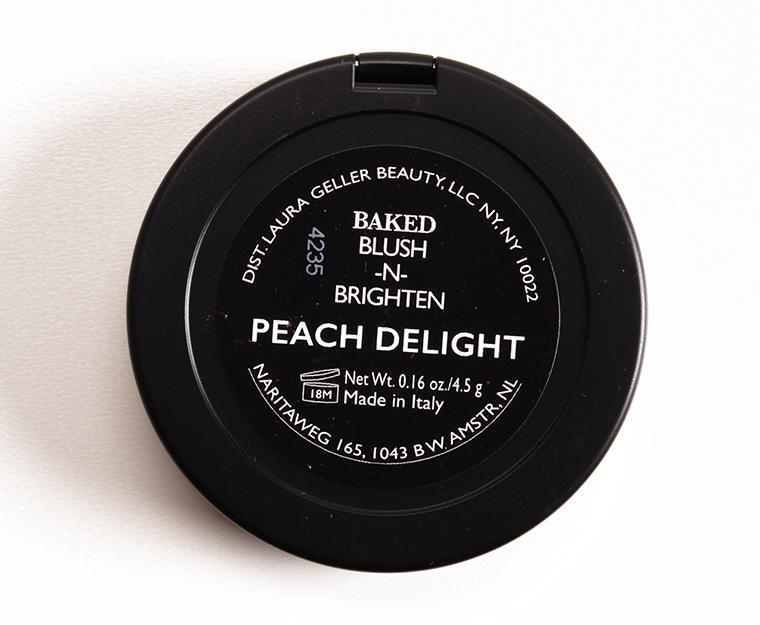 Laura Geller Peach Delight Baked Blush-n-Brighten