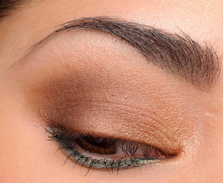 MAC Eyeshadow Look