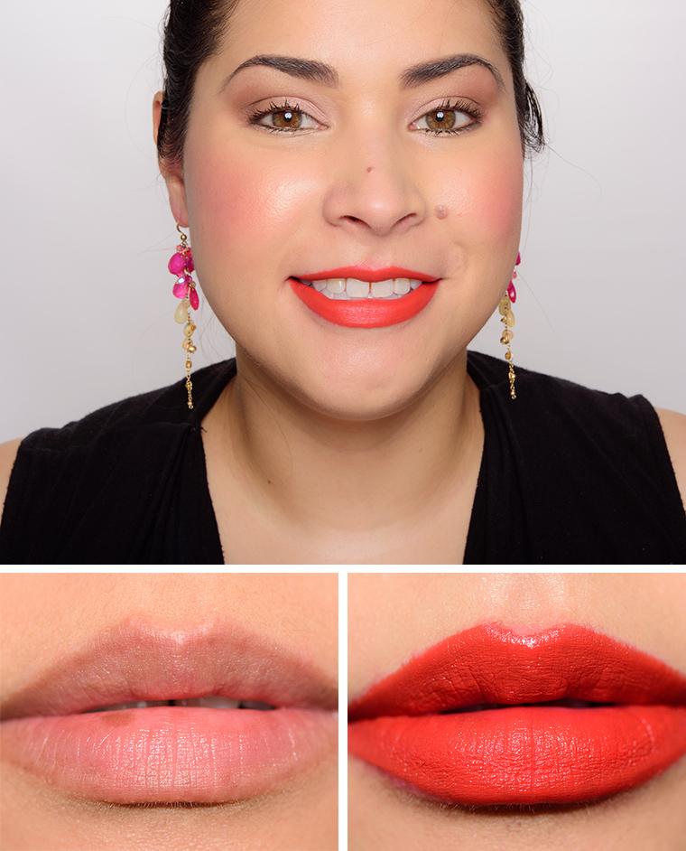 MAC Barbecue Lipstick