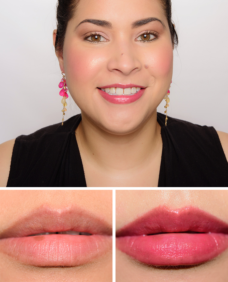 MAC Cantonese Carnation Huggable Lipcolour