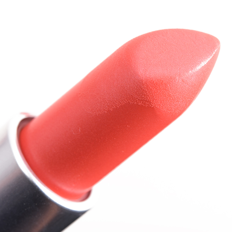 Sunday Funday: 19 x MAC Permanent Lipstick Swatches