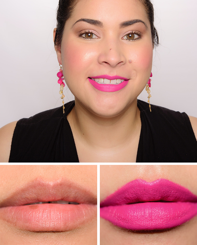 Round-up: MAC Vamplify Lipglosses Overview & Thoughts