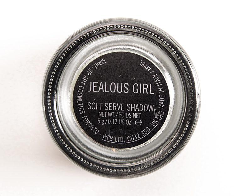 MAC Jealous Girl Soft Serve Shadow