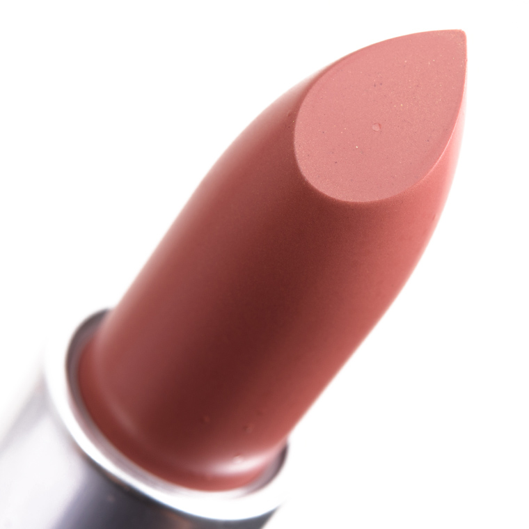 MAC Modesty Lipstick Review & Swatches