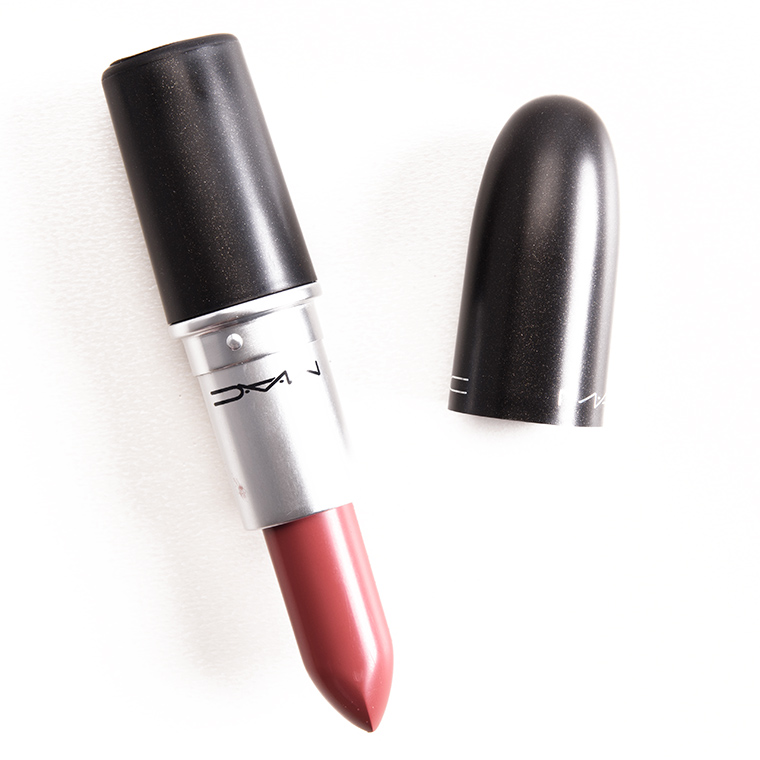 Popolare MAC Twig Lipstick Review & Swatches JT05