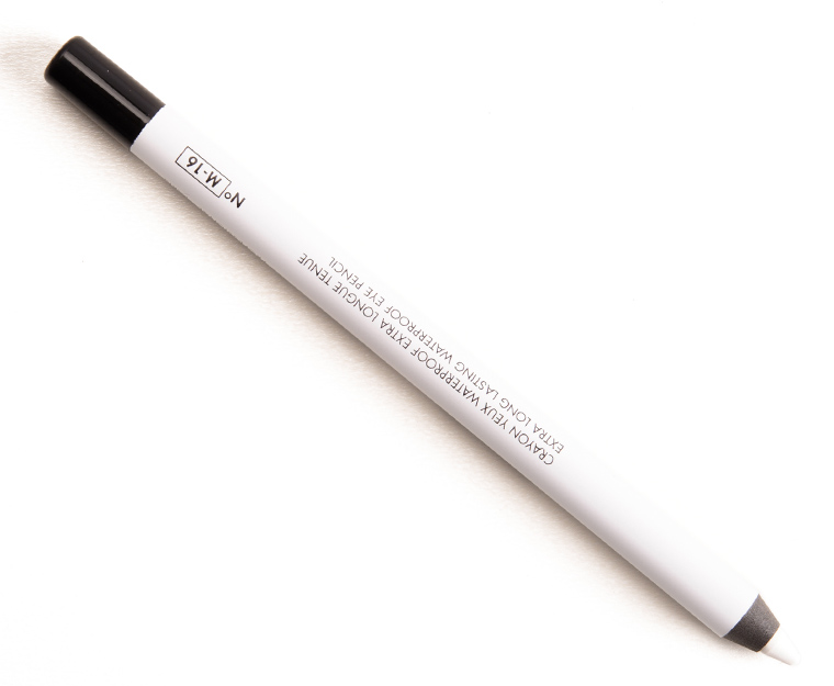 Make Up For Ever M16 Matte White Aqua XL Eye Pencil