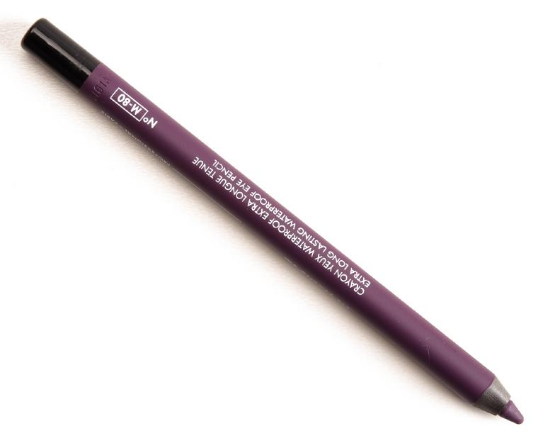 Make Up For Ever M80 Matte Plum Aqua XL Eye Pencil