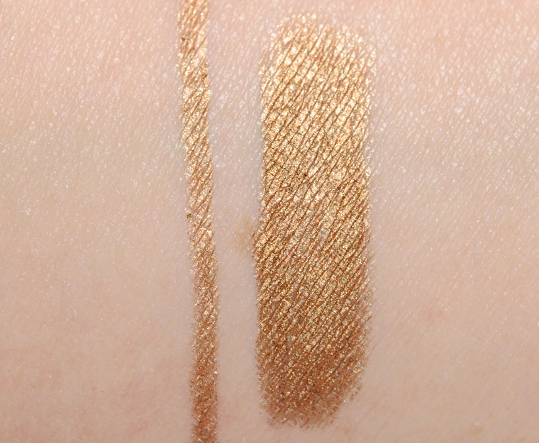 Make Up For Ever ME42 Metallic Bronze Aqua XL Eye Pencil