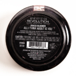Makeup Revolution All I Think About is You Baked Blusher