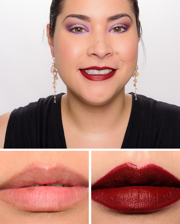 Maybelline Smoking Red Color Sensational The Loaded Bolds Lip Color