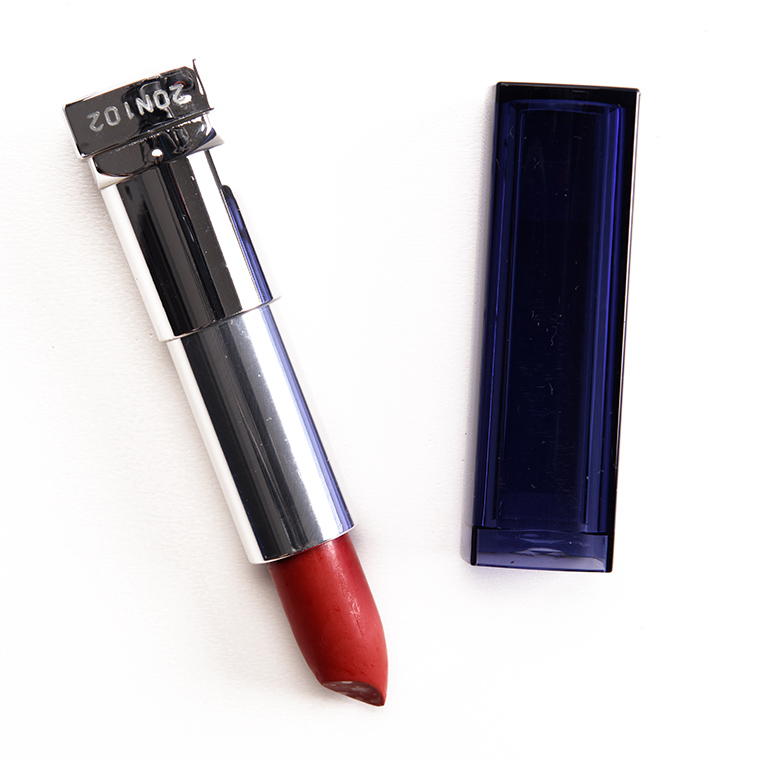 Maybelline Dynamite Red Color Sensational The Loaded Bolds Lip Color