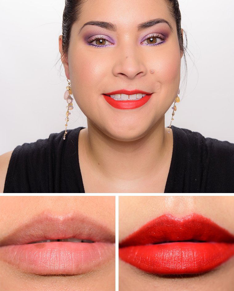 Maybelline Orange Danger Color Sensational The Loaded Bolds Lip Color