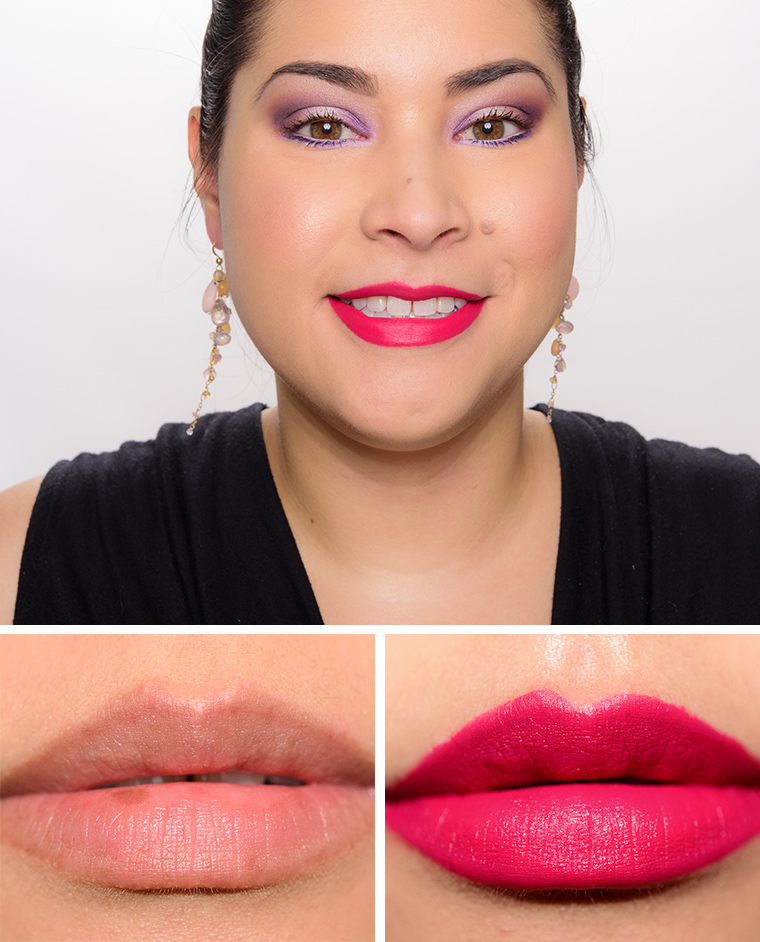 Maybelline Fiery Fuchsia Color Sensational The Loaded Bolds Lip Color