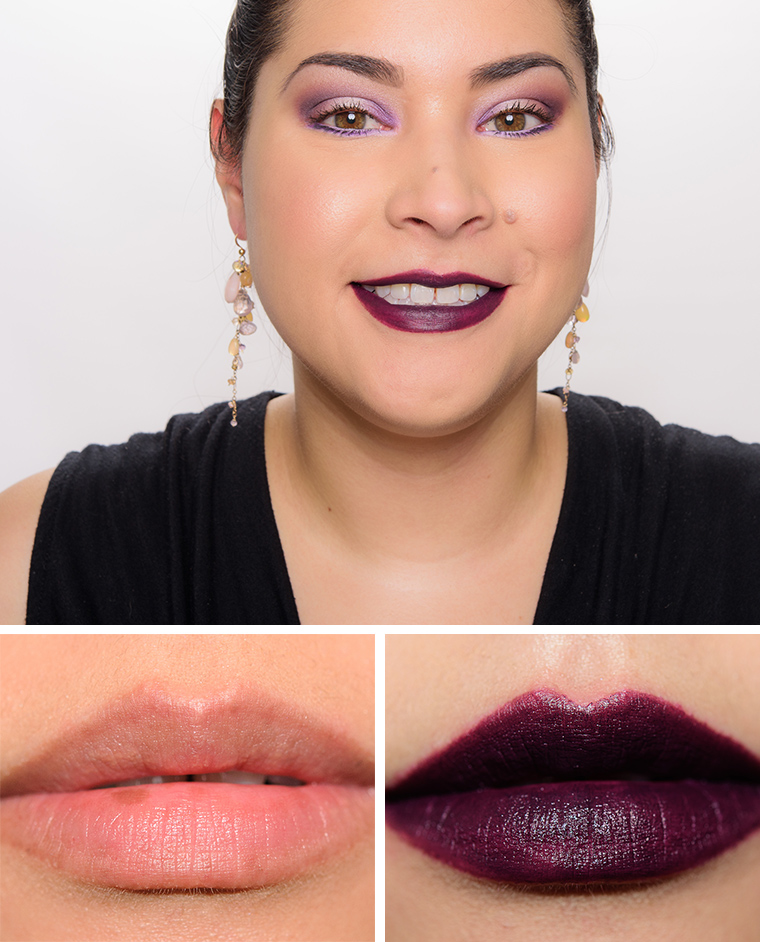 Maybelline Blackest Berry Color Sensational The Loaded Bolds Lip Color