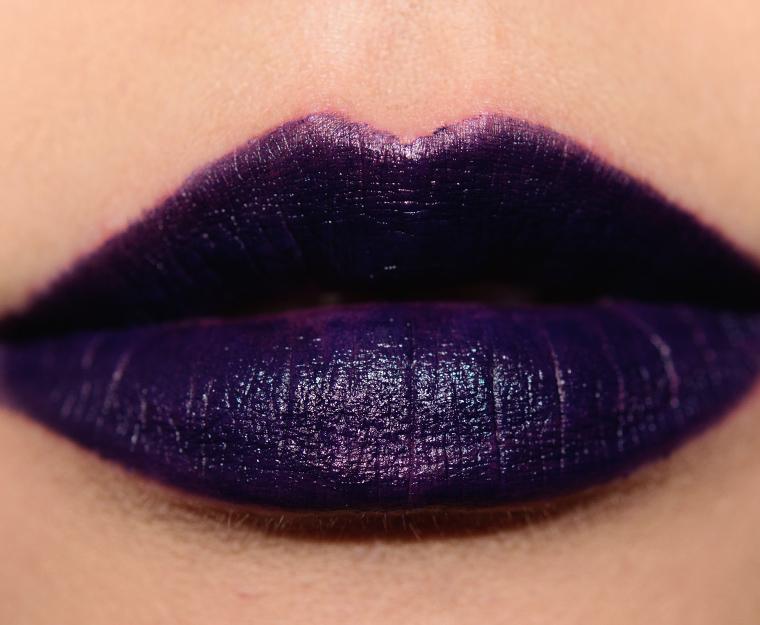 Maybelline Violet Vixen Sapphire Siren Midnight Blue