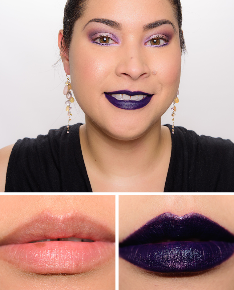 Maybelline Midnight Blue Color Sensational Lip Color