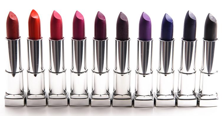 Maybelline Color Sensational The Loaded Bolds Lip Color