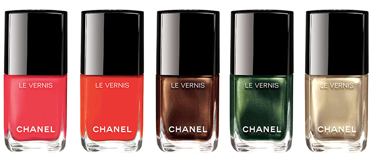Chanel Les Souffles du Desert Summer 2016 Collection