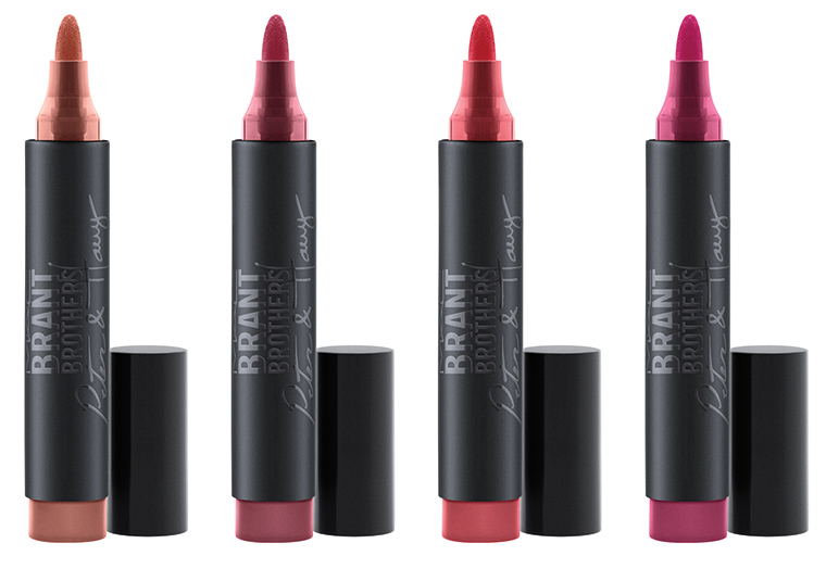 MAC x Brant Brothers Collection for Summer 2016