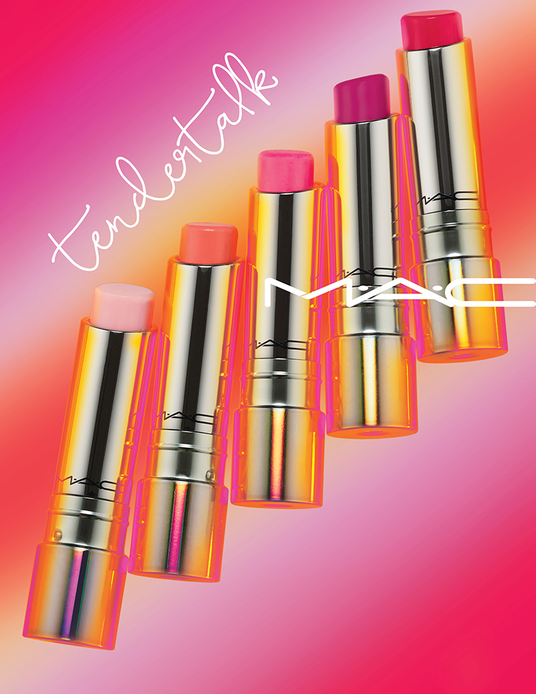 MAC Tendertalk Collection